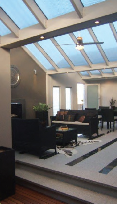 Suntuf Sunlite Twin Wall Polycarbonate - Polycarbonate Roofing