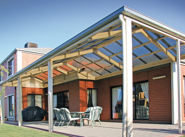 Suntuf Polycarbonate Roofing - Polycarbonate Roofing