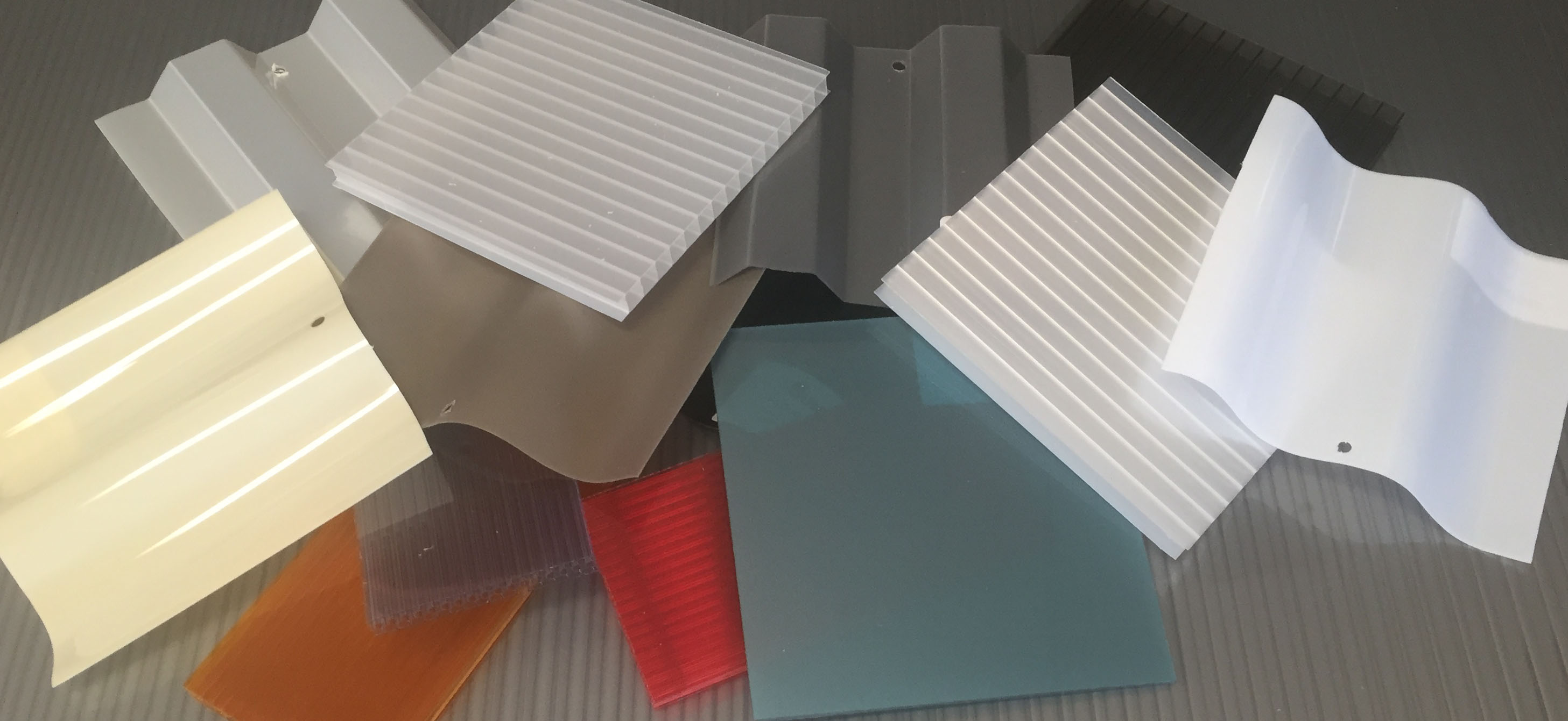Choosing Polycarbonate Colours - Polycarbonate Roofing